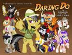 Daring Do: Ponies of the Lost Ark (Alternate)