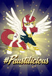 Faustilicious Poster