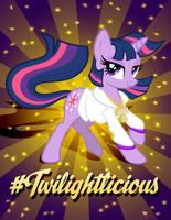 Twilightlicious Poster 8.5x11 by tygerbug