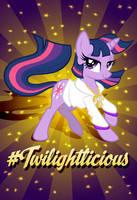 Twilightlicious Poster by tygerbug
