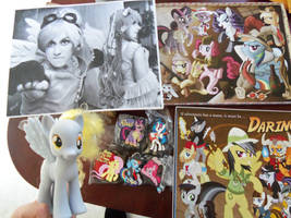 Acrylic Charms, Posters and Derp by tygerbug