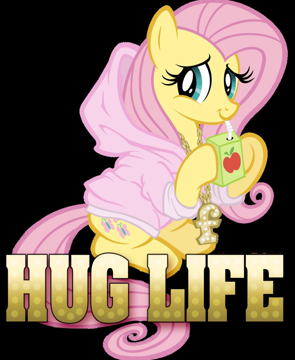 Hug Life Shirt by tygerbug