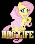 Hug Life Print