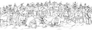 The Brigands' Handbook by tygerbug