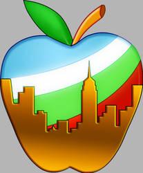 Big Apple Ponycon Logo by tygerbug