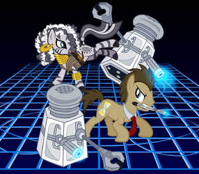 Spoilers (Doctor Whooves and Zecora)