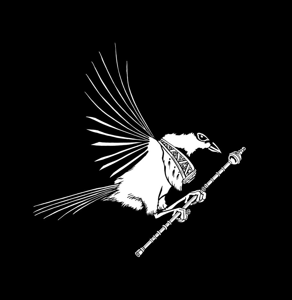 Chickadee Prince Books - Logo by tygerbug