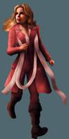 Lalla Ward as Romana 2 (Running)