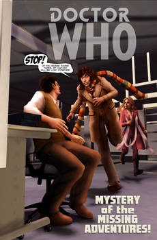 Doctor Who: Mystery of the Missing Adventures