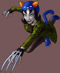 Nepeta Leijon Attacks (color)