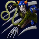 Nepeta Leijon Attacks (color w symbol)
