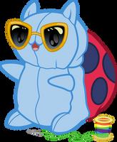 CatBug Plush by tygerbug