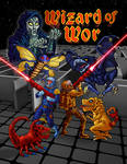 Wizard of Wor by tygerbug
