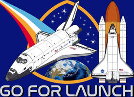 <b>Go For Launch (Space Shuttle)</b><br><i>tygerbug</i>