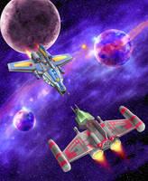 <b>Space Versus</b><br><i>tygerbug</i>