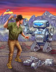 Robot Rubble