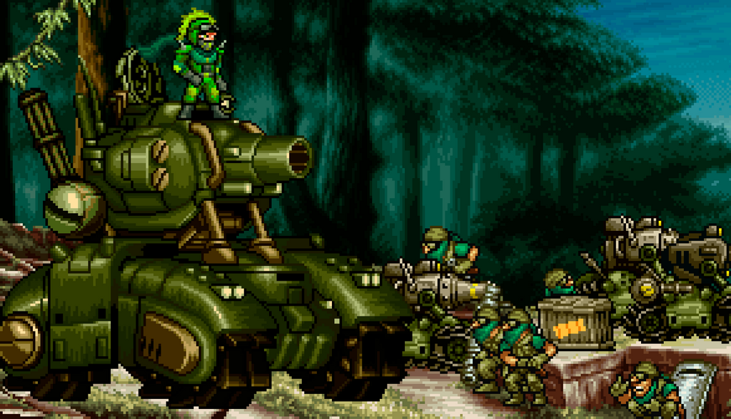 download game metal slug 7 320x240