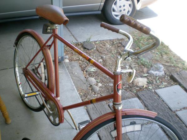 My bike.... by yarrbunny