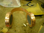 Copper headphones 4