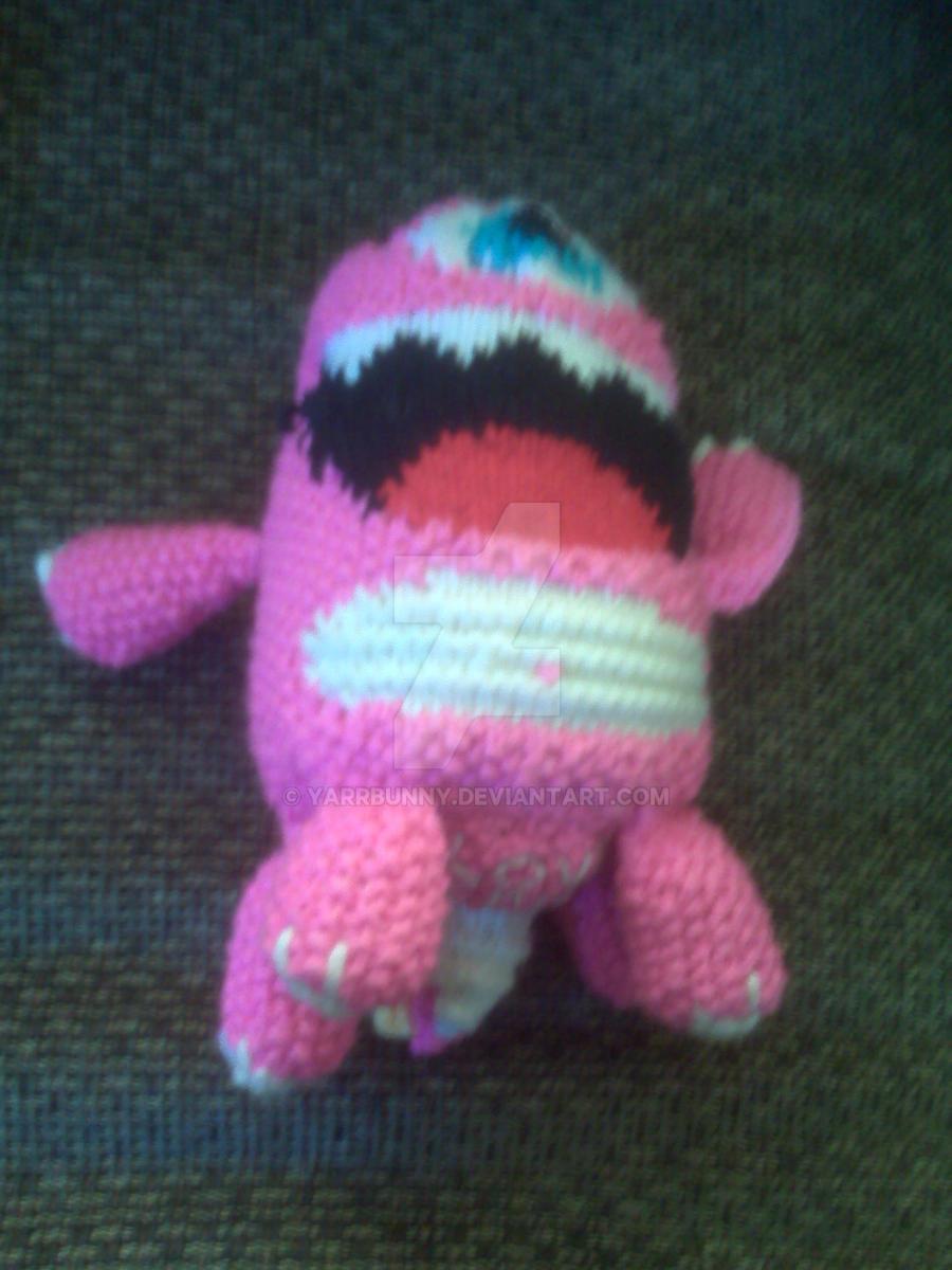 Kootie monster by yarrbunny