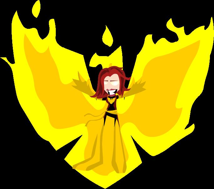 Phoenix by yarrbunny