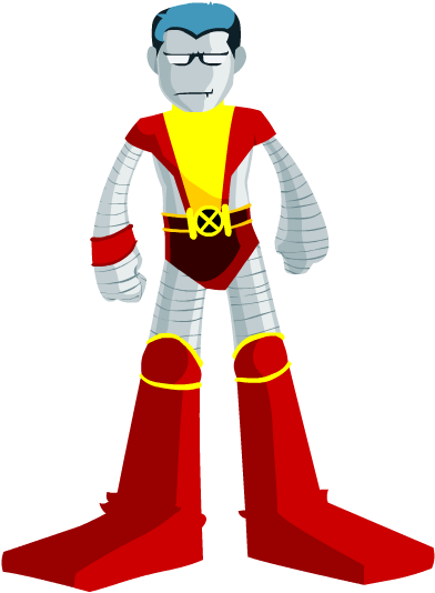 Colossus by yarrbunny