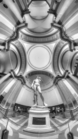 Statue of David by Michelangelo 20160807-142708