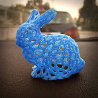 3d printed bunny by nevit
