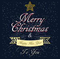 Christmas card by nevit