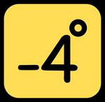 Minus 4 degrees by nevit