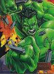 MARVEL versus DC - Hulk