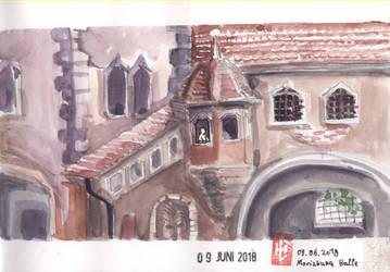 Morizburg Halle by LaughtonMcCry