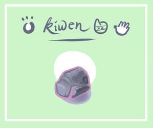kiwen by LaughtonMcCry