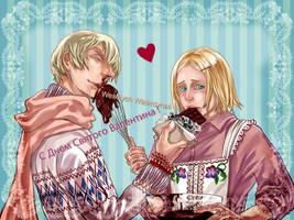 Happy Valentine? by mepty