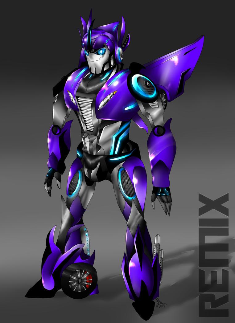 Transformer Man - Light Nectar (Remixes)