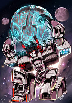 Metroplex- A Tale of Two City-Bots cover