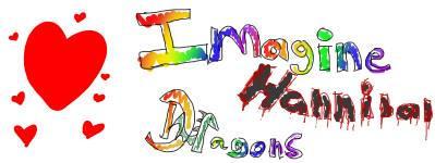 Imagine Hannibal Dragons