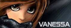 Vanessa Stamp by oO-Vanessa-Oo