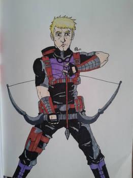 Hawkeye !