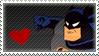 Batman Stamp