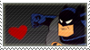 Batman Stamp by DaRk-Stamps
