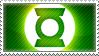 Green Lantern Stamp