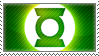 Green Lantern Stamp by DaRk-Stamps