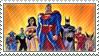 Justice League Stamp