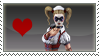 Harley Quinn Stamp by DaRk-Stamps