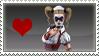 Harley Quinn Stamp by DaRk-Stamps