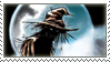 Scarecrow Moonlight Stamp by DaRk-Stamps