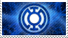 Blue Lantern stamp by DaRk-Stamps