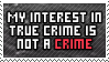 Not a crime by DaRk-Stamps