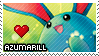 Azumarill stamp